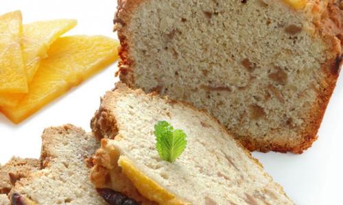 Pan dulce de caqui - Masiá Ciscar