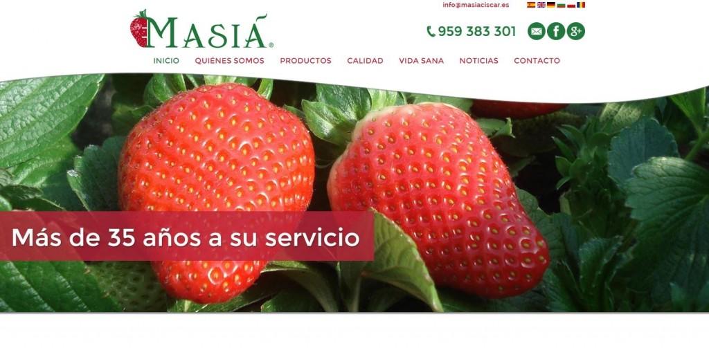 Bienvenidos a nuestra nueva web - Masiá Ciscar