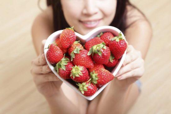 ¿Por qué es tan saludable cenar fresas? - Masiá Ciscar
