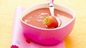Gazpacho de fresa - Masiá Ciscar