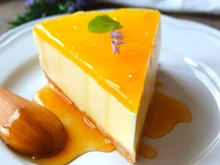 Tarta de Naranja (sin horno) - Masiá Ciscar